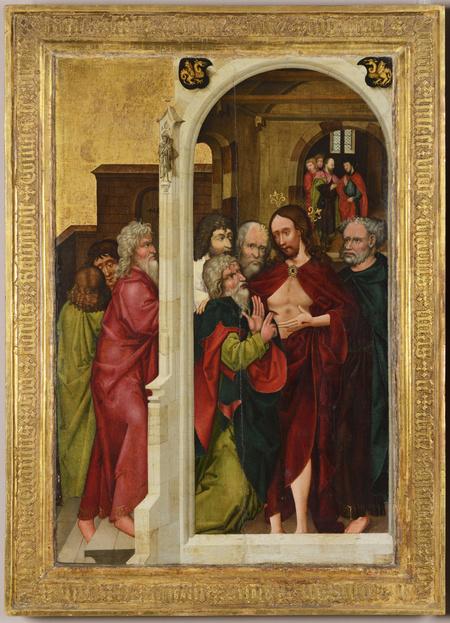 Doubting Thomas and Mary Magdalene