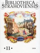 Bibliotheca Strahoviensis 11/2014