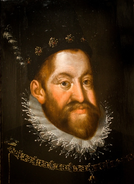 Portrét císaře Rudolfa II.
