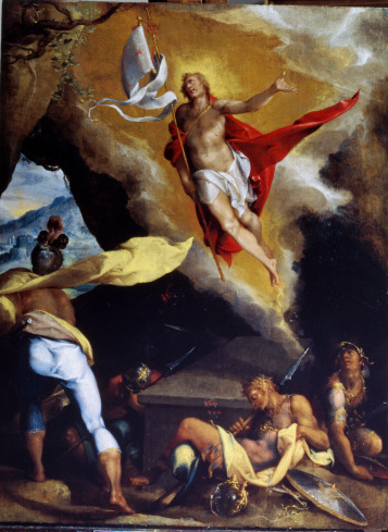 Zmrtvýchvstání Krista