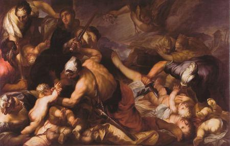 Vraždění neviňátek v Betlémě