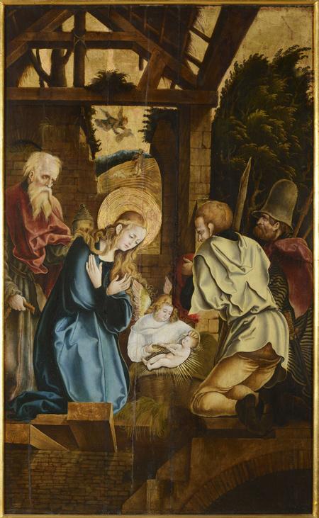 Klanění pastýřů; Klanění tří králů; Smrt sv. Barbory; Smrt sv. Uršuly a jejich družek