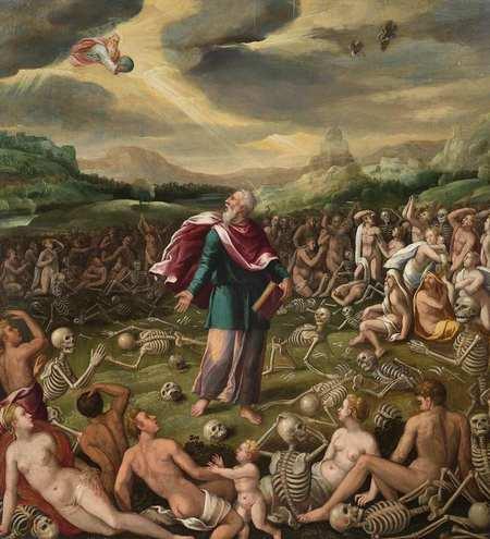 Vize proroka Ezechiela